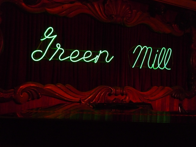 GreenMillLights